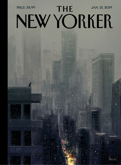 The New Yorker Cover - 1/21/2019