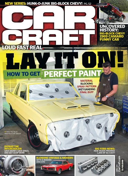 Car Craft Cover - 4/1/2019