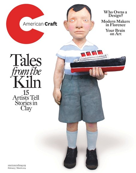 American Craft Cover - 2/1/2019