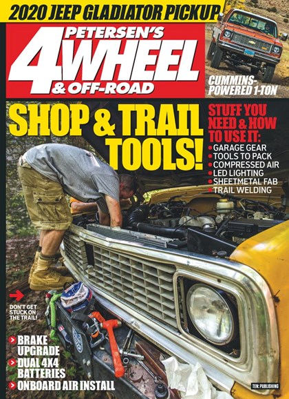 4 Wheel & Off-Road Cover - 4/1/2019