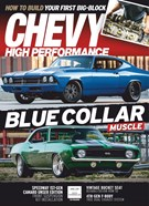Chevy High Performance Magazine 4/1/2019