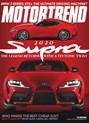 Motor Trend Magazine | 3/2019 Cover
