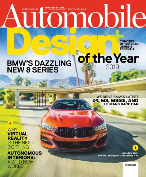 Automobile Cover - 3/1/2019