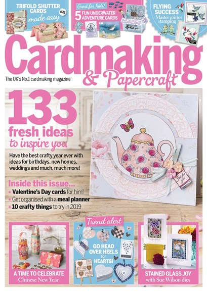 CardMaking & PaperCrafts Cover - 1/1/2019