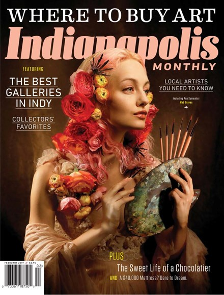 Indianapolis Monthly Cover - 2/1/2019