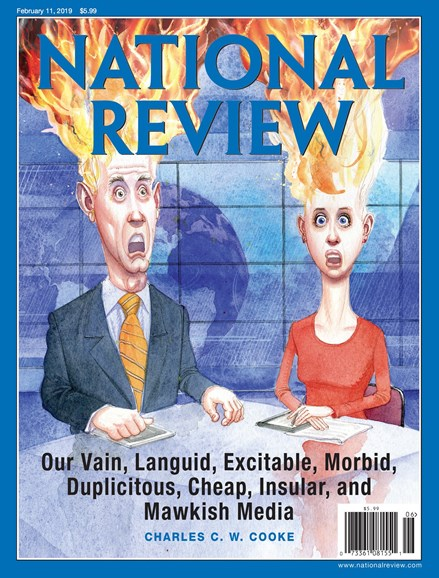 National Review Cover - 2/11/2019