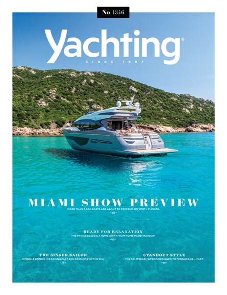 Yachting Cover - 2/1/2019