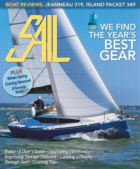 Sail Cover - 2/1/2019