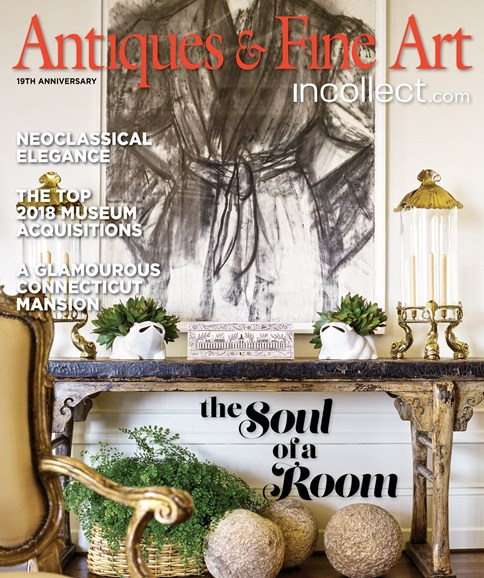 Antiques & Fine Art Cover - 3/1/2019