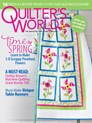 Quilter's World Magazine | 3/2019 Cover