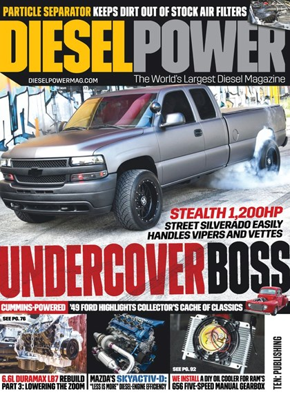 Diesel Power Cover - 3/1/2019