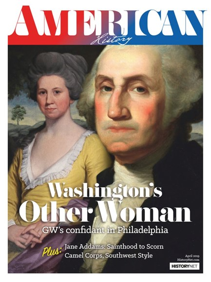 American History Cover - 4/1/2019