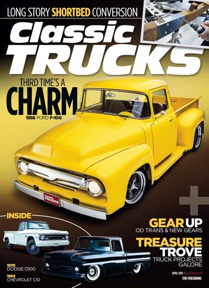 Classic Trucks Cover - 4/1/2019