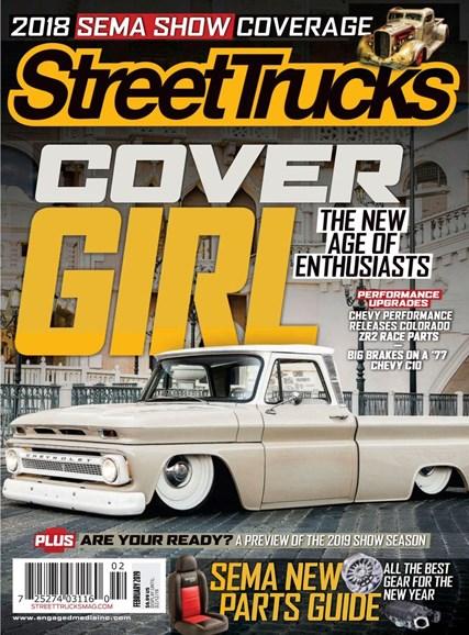 Street Trucks Cover - 2/1/2019