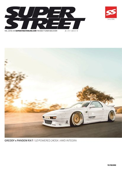 Super Street Cover - 3/1/2019