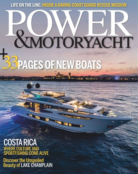 Power & Motoryacht Cover - 2/1/2019