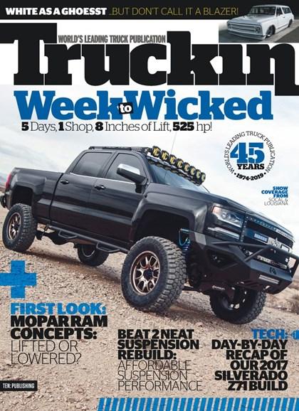 Truckin' Cover - 4/1/2019