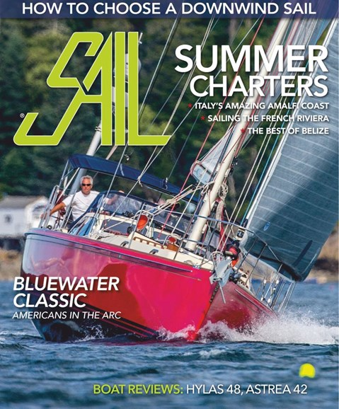 Sail Cover - 3/1/2019