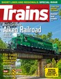 Trains Magazine | 4/2019 Cover