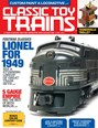 Classic Toy Trains Magazine | 3/2019 Cover