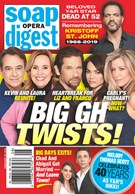 Soap Opera Digest Magazine 2/25/2019