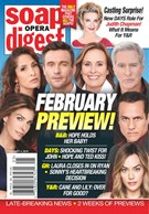 Soap Opera Digest Magazine 2/4/2019