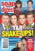 Soap Opera Digest Magazine 3/4/2019