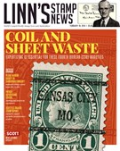 Linn's Stamp News Magazine 2/18/2019