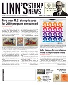 Linn's Stamp News Magazine 2/25/2019