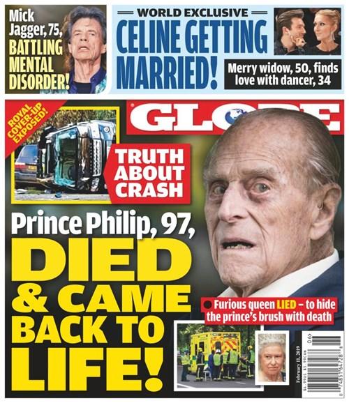 Globe Cover - 2/11/2019