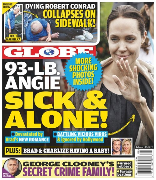 Globe Cover - 2/25/2019