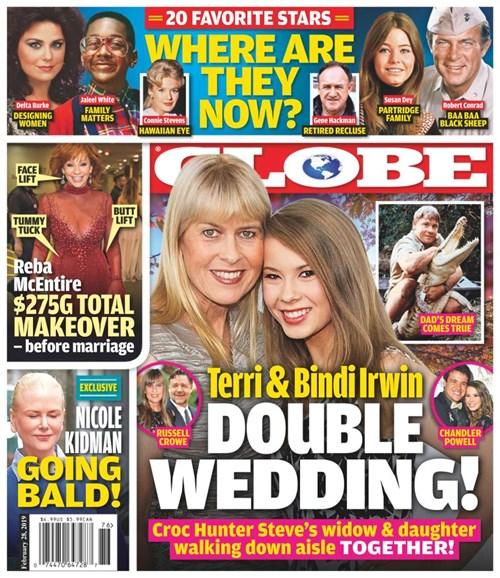 Globe Cover - 2/28/2019