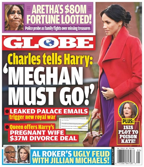 Globe Cover - 2/4/2019