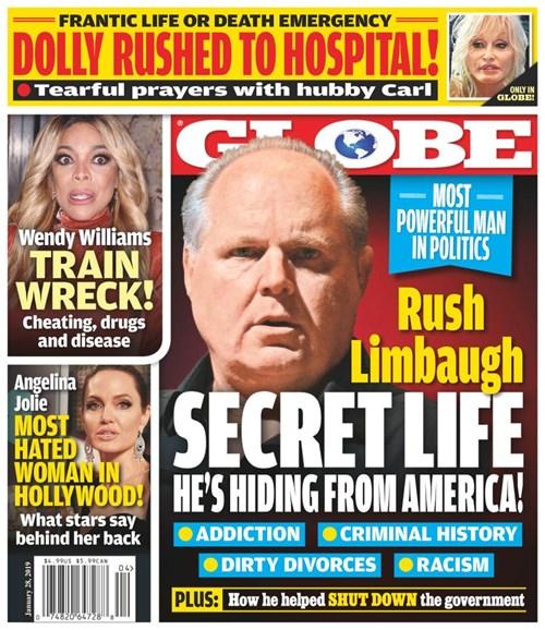 Globe Cover - 1/28/2019