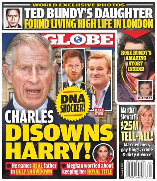 Globe Cover - 3/4/2019