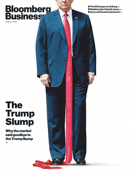 Bloomberg Businessweek Cover - 1/7/2019