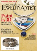 Jewelry Artist Magazine | 3/2019 Cover