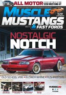 Muscle Mustangs & Fast Fords Magazine 4/1/2019