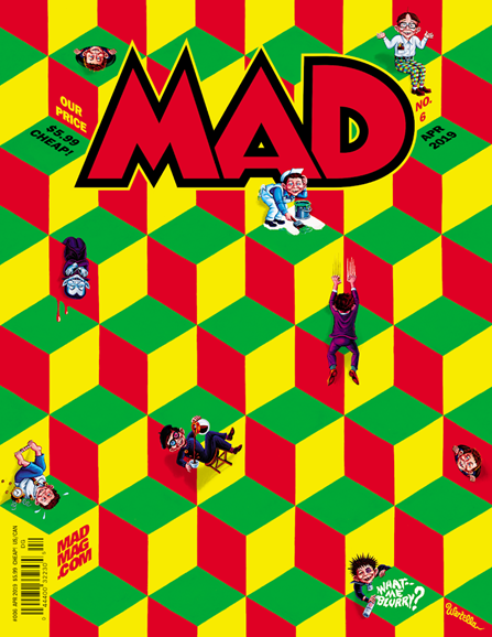 Mad Cover - 4/1/2019