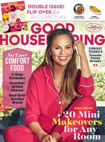 Good Housekeeping Cover - 2/1/2019