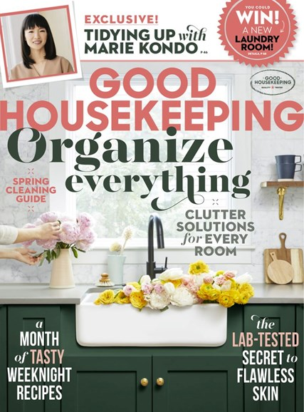 Good Housekeeping Cover - 3/1/2019