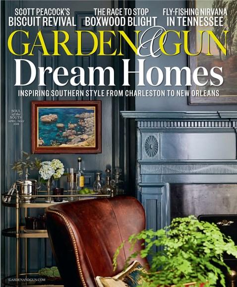 Garden & Gun Cover - 4/1/2019