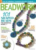 Beadwork Magazine | 4/2019 Cover