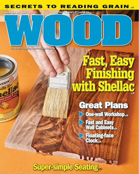 Wood Cover - 5/1/2019