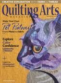 Quilting Arts Magazine | 4/2019 Cover