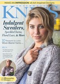 Interweave Knits   3/2019 Cover
