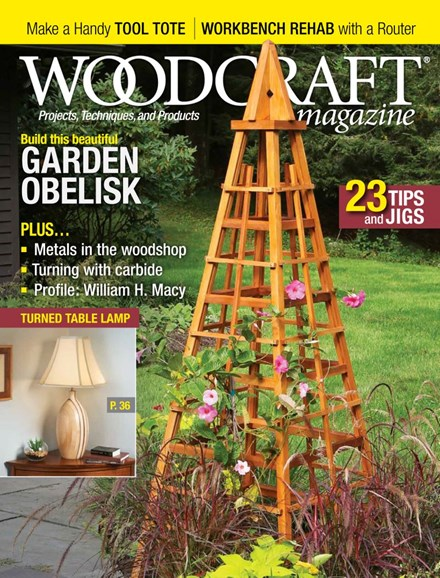 Woodcraft Cover - 4/1/2019
