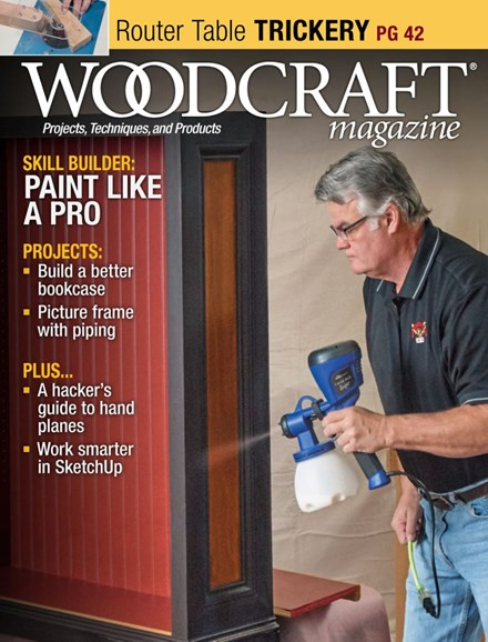 Woodcraft Cover - 2/1/2019