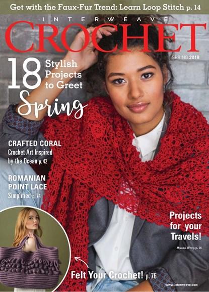 Interweave Crochet Cover - 3/1/2019
