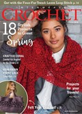 Interweave Crochet | 3/2019 Cover